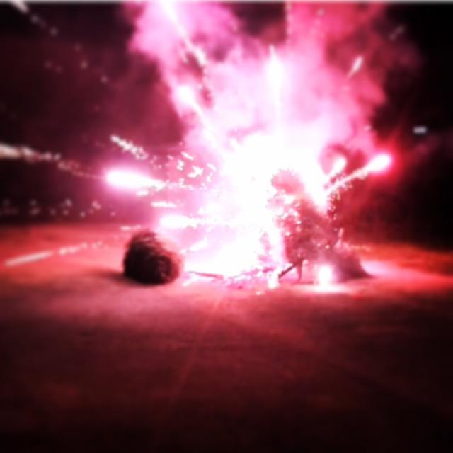 NYE fireworks 2015