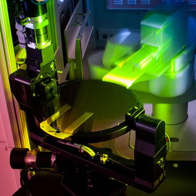 Sorter+ Bright Light Inspection